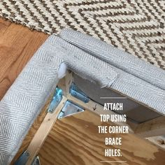 A DIY on how to make your own bench cover for your fireplace! Functional, safe, and stylish! Stone or Brick fireplace hearth cover. Wooden Fireplace, Fireplace Cover, Rustic Fireplaces, Fireplace Hearth, Fireplace Inserts, Fireplace Ideas, Childproof Fireplace, Baby Proof Fireplace, Making A Bench