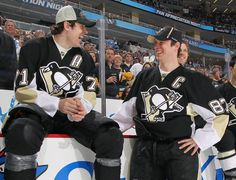 Sidney Crosby Evgeni Malkin Fan Appreciation