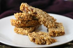 Born out of the days of free love and food coops, granola bars are, in a way, a quintessential health food for the modern era.  The concept is simple: mix some whole grain goodness with nuts and dr...