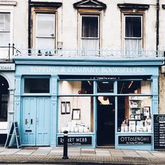 Topping & Company Booksellers of Bath - The Literary Edit Bookstore Design, Ceiling Shelves, Cozy Chair, Cute Cups, Brick And Mortar, Shop Fronts, Bookstores, Gallery Wall, Around The Worlds