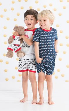 Teddy can have matching Christmas PJ's too! #PumpkinPatchWishlist