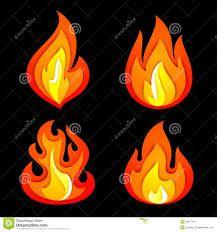 flamas de fuego dibujos  Buscar con Google  escenografia