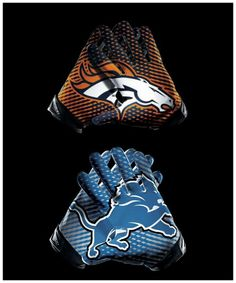 New 2012 NFL gloves (my personal fav)