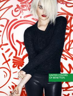United Colors of Benetton Fall Winter 2013 Campaign by Mikael Jansson