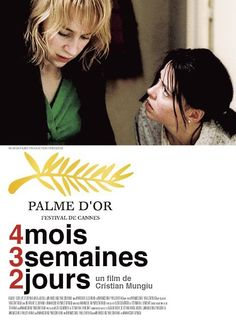 4 mois, 3 semaines, 2 jours *** Film Serie, Cinema, Actors, Movies, Movie Posters, Images, Tv, Heart, Inspiration