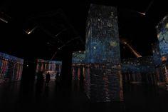 Van Gogh Alive Immersive Multimedia Exhibition