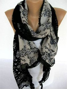 Apaixonei!!!  ;)   Tudo de lenços aqui  http://ift.tt/2aJ872P