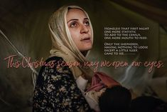 HOMELESS THAT FIRST NIGHT and today … Poem: Irene Zimmermann in Incarnation (Cowley Publications, 2007) page 31 Photo: Syrian refugee Taimma Abazli, 24, holds her new baby Heln in their tent at the...