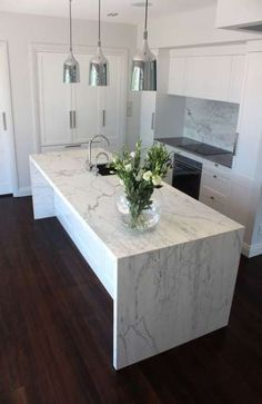 Kitchen room marble 70 ideas #kitchen