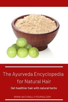 The Ayurveda Encyclopedia for Natural Hair - Naturally You! Magazine