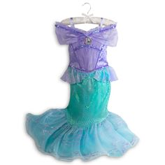 Ariel Costume Collection for Girls 2014