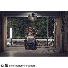 Image by  @christophermyersphoto ・・・ #bts #gameofthrones #toilet #ChristopherMyersPhotography #plunger #plumber #iso1200 #famousbtsmag #AdAgency #agencylife #adlife #photolife #studiolife #artlife #portraits #photographs #commercialphotographer #commercialphotography