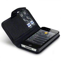 Θήκη - Πορτοφόλι iPhone 4/4S. Δείτε το εδώ: http://www.uniqueshop.gr/mauri-thiki-iphone.html