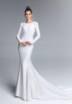 Vestido de novia Modelo Cocktail