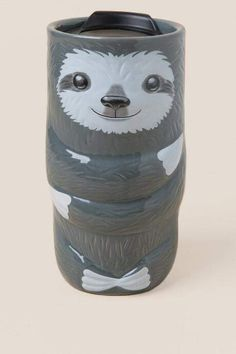 Sloth Travel Cup