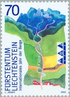 Stamp%3A%20Int.%20Year%20of%20the%20Mountains%20(Liechtenstein)%20(Int.%20Year%20of%20the%20Mountains)%20Mi%3ALI%201289%2CSn%3ALI%201227%2CYt%3ALI%201230%2CZum%3ALI%201233%20%23colnect%20%23collection%20%23stamps
