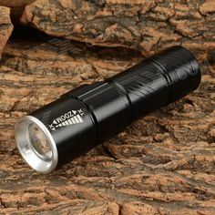 USB Rechargeable XP-G R5 120lm 3-Mode Cool White Light Zooming LED Flashlight - Black + Silver. . Tags: #Lights #Lighting #Flashlights #LED #Flashlights #Other #Batteries #Flashlights