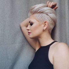 Short Hairstyle 2018 – 197