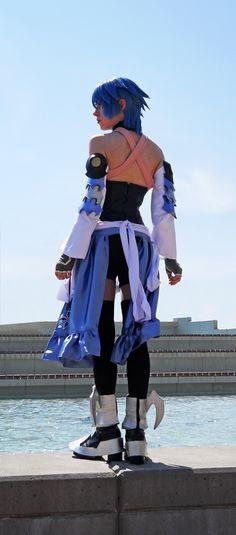 Aqua : Kingdom Hearts Birth By Sleep