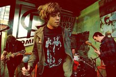 cage the elephant (matt schultz)
