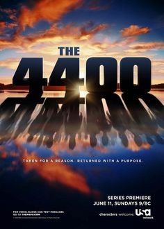 The 4400 ~ almost done season 2!