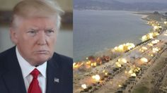 North Korea Fires Rockets & Torpedos, Look What Trump Immediately Shot Back From California!
