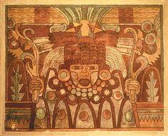 Teotihuacán  Fuente original: Escuelapedia.com