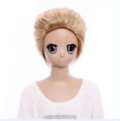 Surewells Nice Wigs Cosplay Wig Short Wigs Hetalia Germany Costume Specail