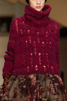 Laura Biagiotti at Milan Fashion Week Fall 2014 - StyleBistro