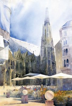Cathedral by ~GreeGW on deviantART
