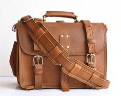59a5f4cb23f1 CLEARANCE Leather US Postal Messenger Bag Men