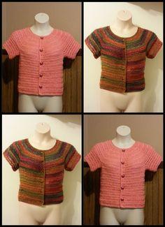 #Crochet simple Button Up Womens Plus Cardigan Blouse Shirt #TUTORIAL