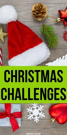 Christmas challenges to get your prepared for the fun and festive season. Find ideas on crafts, games, cookie exchanges, gifts, and savings plan. Get organized in less than 30 days. Plus activities for kids! Plenty of Christmas challenges to do remotely through zoom or Instagram. Christmas Savings Plan, Christmas Bingo, Christmas Worksheets, Christmas Cookie Exchange, Christmas Challenge, Christmas Activities For Kids, Christmas On A Budget, Magical Christmas, 12 Days Of Christmas