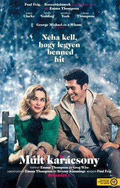 We check out Last Christmas, directed by Paul Feig, starring Emilia Clarke and Henry Golding, with a story by Emma Thompson & Greg Wise Michelle Yeoh, Emma Thompson, George Michael, Film Feel Good, Greg Wise, Christopher Plummer, Life Of Crime, Movies And Series, Actor