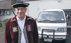 The future of Howick's community van uncertain.