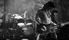#PearlJam #JeffAment #GIF Woah, Jeff, WOAH. Jeff Ament, Alice In Chains, Eddie Vedder, Chris Cornell, Pearl Jam, Pj, Singers, Musicians, Temple