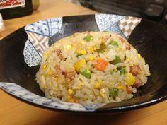 Chahan Recipe – Okinawan Fried Rice | More Things Japanese