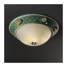 Sports themed ceiling light game room lighting pinterest justice design group kid 6194 17 sports flushmount ceiling fixture from the kid hand aloadofball Image collections
