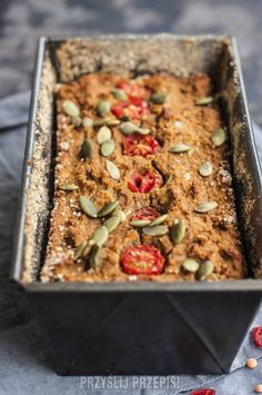 Vegan Recipes, Cooking Recipes, Slow Food, Yams, Meatloaf, Clean Eating, Food And Drink, Vegetables, Breakfast