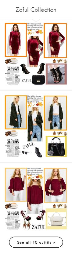 """""""Zaful Collection"""" by followme734 ❤ liked on Polyvore featuring zaful"""
