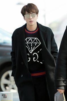 Airport Style, Airport Fashion, Jung Yong Hwa, Jang Keun Suk, Cnblue, Kdrama, Korean, King, Celebrities