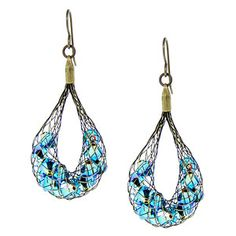 Fill Me In Earrings | Fusion Beads Inspiration Gallery