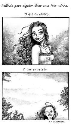 Satirinhas - Quadrinhos, tirinhas, curiosidades e muito mais! - Part 6