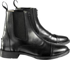 Horze Jodhpur Boot Front Zip