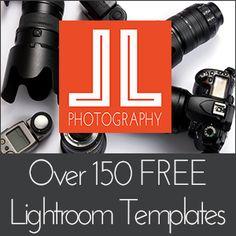 Free Lightroom Templates | Lightroom Blog