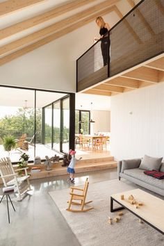 Paramount – la SHED architecture – Maxime Brouillet – interior design ideas for .club - Paramount – la SHED architecture – Maxime Brouillet – interior design ideas for … - La Shed Architecture, Concept Architecture, Residential Architecture, Interior Design Living Room, Future House, Interior And Exterior, Interior Ideas, House Plans, New Homes