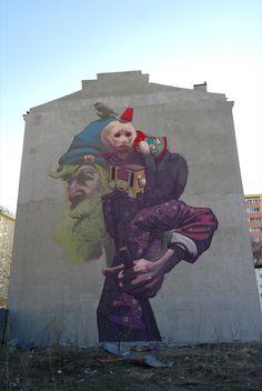 Beyond Banksy Project / Sainer & Bezt - Warsaw, Poland
