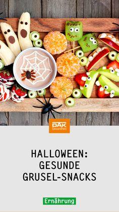 An Halloween ziehen kleine Gespenster, Hexen Vampire, Halloween, Party, Breakfast, Inspiration, Food, Health Snacks, Parents, Search