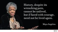 10 Maya Angelou Quotes We'll Never Forget Black Lives Matter Quotes, The Joy Luck Club, African American Literature, Wise Mind, Maya Angelou Quotes, Congratulations Graduate, Mind Body Soul, Kinds Of People, Education Quotes