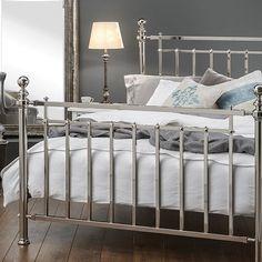 Harbourne Iron Bed Frame Bed.